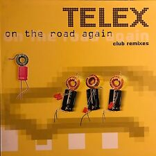 TELEX • On The Road Again • VINILE 12 Mix • Club Remixes
