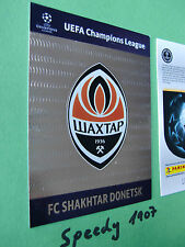 Wappen Shakhtar Donetsk Badge Champions League Update 2012 13 Panini  Adrenalyn