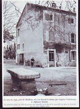 1955  --  PRES MAILLANE  LE MAS DU JUGE   Z778