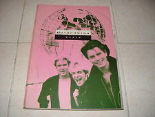 "DURAN DURAN - RARE BOOK "" WORLD """