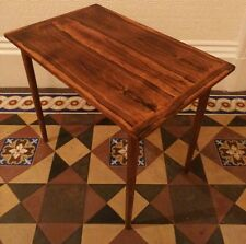 A mid century Danish coffee or side table rio rosewood vintage (from nest of)