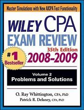 Wiley CPA Examination Review, Problems and Solutions (Wiley Cpa Examin-ExLibrary