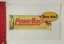 Aufkleber/Sticker: PowerBar Athletic Energy Food-Optimum Performance (020616199)