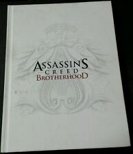Assassin's Creed Brotherhood Collector's Edition Strategy Guide Hardcover