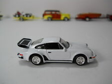 Hot Wheels 100% Real Riders Porsche 930 Turbo White VHTF 1/64 Scale