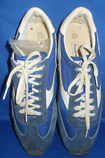 Vintage Men's Sear's The Winner II Blue & White Athletic Shoes/Sneakers Size 11