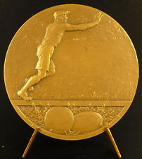Médaille sport Rugby c 1930 Pro Patria Medal