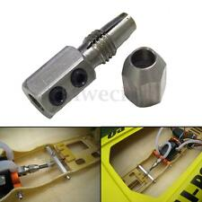 Stainless Steel Flex Collet Coupler For 5mm Motor Shaft & 4mm Cable RC Boat