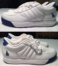 Reebok RBK S Carter Basketball Low - LA Dodgers (white / royal) size 10