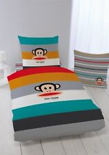 BETTWÄSCHE  Paul Frank Stripes 80 x 80  135 x 200 cm neu