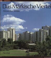 A. Wilde Das Märkische Viertel 1989 Berlin Wilhelmsruher Damm Langer Jammer Abb.