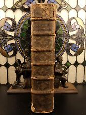 1663 COMPLETE Summa Theologiae Thomas Aquinas Philosophy Medieval Catholic FOLIO