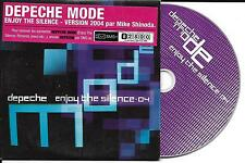 CD CARTONNE CARDSLEEVE 3T DEPECHE MODE ENJOY THE SILENCE 04 FRENCH STICK