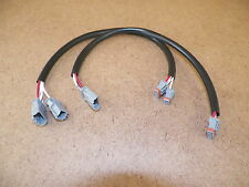 """Harley 2014-up 14"""" CAN wire extension OEM wiring plug + play FLHX FLHR FLHTK"""