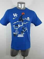 NIKE Kentucky Wildcats Basketball march madness men's t-shirt S