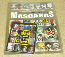 Enciclopedia De Mascaras Tomo IV Lucha Libre Wrestling Mask Encyclopedia