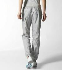 NEW Adidas Stella McCartney Barricade Gray Track Pants Size Small Running Gym