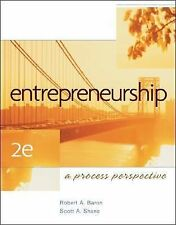 Entrepreneurship : A Process Perspective by Scott A. Shane and Robert A....