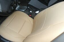 DIAMOND SERIES TWO FRONT CUSTOM CAR SEAT COVERS Fits MERCEDES S-CLASS 1979-2005