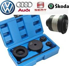 VW GOLF AUDI A3 Suspension Rear Axle Bush Removal Installation Tool Kit In-Situ