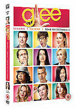 Glee - Season 1, Volume 1 - Road to Sectionals [DVD], in Good Condition, Lea Mic