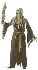ANGEL OF DEATH GHOUL HORROR FANCY DRESS COSTUME