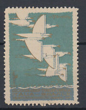 ERINNOFILO CROCIERA AEREA TRANSATLANTICA ITALIA-BRASILE 1930