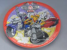 Biker Mice From Mars Vintage Party Plates MIP -7 inch - set of 8 - 1993
