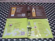 Campioncini eau freiche parfumèe gel douche lait sorbet ROGER & GALLET
