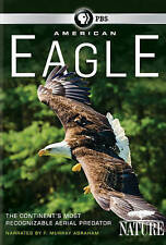 Nature: American Eagle (DVD) F. Murray Abraham BRAND NEW Documentary