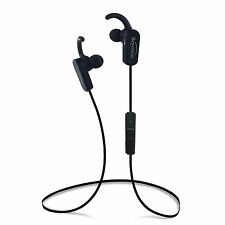 Black Bluetooth 4.1 Headphones Wireless Sport headset For Tablet PC Smart Phone