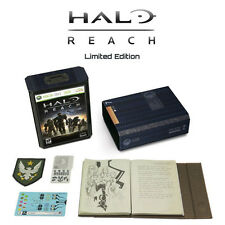 Halo: Reach - Limited Edition (Microsoft Xbox 360, 2010) USED NO CODES