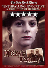 Nicky's Family, New DVDs