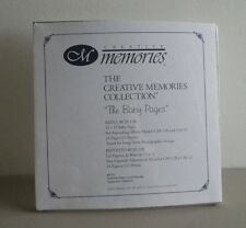 "NEW SEALED CREATIVE MEMORIES  ""BABY PAGES"" COLLECTION 12 SHEETS 12 X 12"