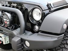 2007-2016 Jeep Wrangler & Unlimited Clear Parking and Side Marker Lens Kit