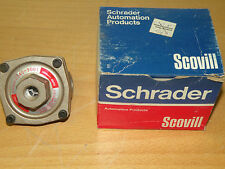 SCHRADER SCOVILL BELLOWS QUICK EXHAUST VALVE 3340-9001