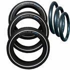 """3 x 12.5"""" Puncture Protected tyres and inner tubes for Easywalker Sky"""