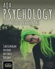 AQA Psychology for A Level Year 1 & AS - Student Book,PB Green Hair Girl