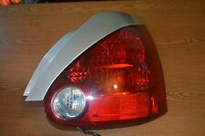 04-08 NISSAN MAXIMA RIGHT REAR PASSENGER SIDE TAIL LIGHT   COLOR CODE KY1