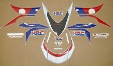 cbr 1000rr 2009 HRC full decals sticker adhesivi fireblade set kit graphics SC59