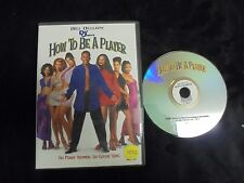 """USED DVD Movie  """"How To Be A Player"""" (G)"""