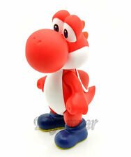 "5"" Action Figure Super Mario Bros Red Yoshi^MS600"