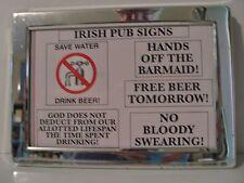 Irish Pub Signs Wall Art