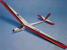 Ultra Fly   92  inch Electrc Sailplane, Balsa Glider, RC AIrplane Prined Plans