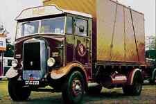 Metal Sign 780082 Leyland Beaver Box Truck A4 12X8 Aluminium