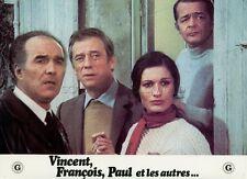 REGGIANI MONTAND VINCENT FRANCOIS PAUL & LES AUTRES 1974 PHOTO D'EXPLOITATION #5