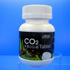 CO2 Tablet Carbon dioxide 100TAB Aquarium - Water Planted Diffuser Tablets Tank