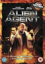 ALIEN AGENT DVD Brand New and Sealed UK Mark Dacascos Billy Zane Amelia Cooke