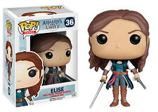Funko POP! Games #36 Assassin's Creed Unity ELISE Vinyl Figure