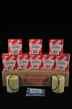 Lexus IS250,IS350,GS300,GS350,GX460 Oil Filter 04152-YZZA3 (10)